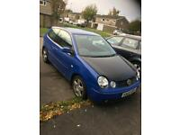VW polo 1.4 turbo MOT fail need gone ASAP £200 ono