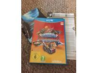 Skylanders Superchargers DARK EDITION WiiU