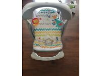 Fisher price take along swing for Sale in England   Baby
