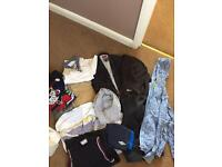 Boys bundle clothes - 9year old
