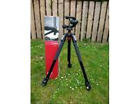 Manfrotto 190xprob3 Tripod (possible delivery)