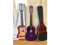 Half size Junior Guitar