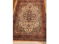 "Oriental Wool Rug Large 236 X 170 / 93"" X 67"" Royal Khan Rectangle Patterned"