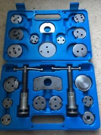 21 Pce Universal Car Break Caliper Pads Change Tool