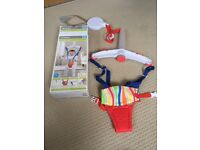 Lindam Jump About Plus baby door bouncer in box. Great condition.