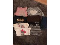 Girls clothes bundle age 6-8 years