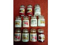 Yankee Candles Job Lot