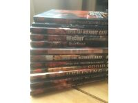 Dragon Gate USA DVDs x 11 wrestling WWE TNA ROH