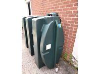 Slimline oil tank in excellent condition £45