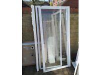 Shower Enclosure tray and mixer (800x900)