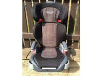 Car seat,can be converted into a booster, quick sale at only £25