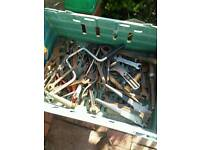 Tools spanners et c