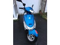 Pulse Scout 50CC £400 ono Learner Legal - Not yamaha honda sym lexmoto