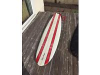 Roger cooper 8ft surfboard