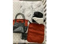 Cybex buggy bag +extras