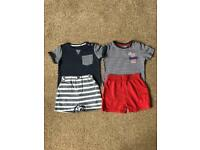 Baby Boys 3-6m Summer Bundle