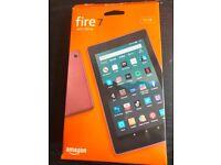 fire 7 tablet with alexa plum colour