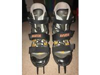 RollerDerby Aviator Rollerblade boots