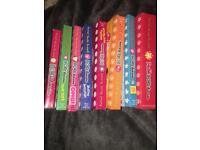Set of dork diaries books