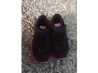 Size 2 nike trainers