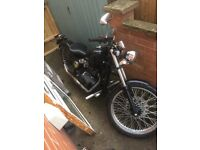 Cleveland cyclewerks heist 125!!!! Excellent condition mint looking bobber runs and rides perfect