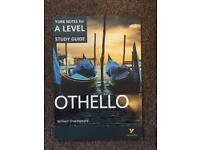 A-Level study guide for Othello