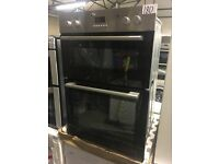 LOGIK LBIDOX16 Electric Double Oven - Stainless Steel