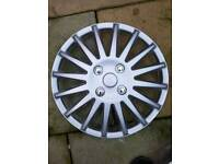 Wheel trims 15 inch new
