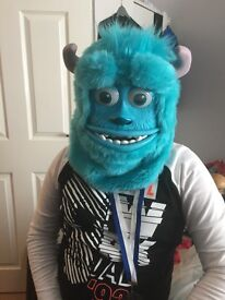Monster inc mask