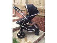 iCandy Strawberry Pushchair & Carrycot