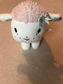 Baby Annabelle sheep