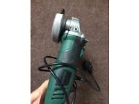 Wickes Angle Grinder 850W Disc Size 115mm Serial No. 08053120