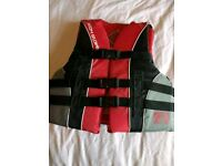 Body glove life jacket for sale