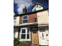 3 BEDROOM HOUSE AVAILABLE IN WOLVERHAMPTON FOR £495 PCM
