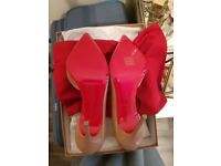 Christian Louboutins Nude Heels Brand New in Box size 6