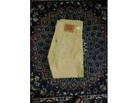 Brand new mens Levi 551 trousers waist 32 length 30