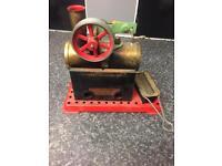 Mamod minor ii model steam engine