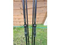 2 12ft 3lb fox torque rods