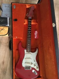 Fender Custom Shop 'The 66s' Stratocaster. Special Commission - Mint Condition