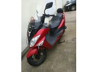 2012 SYM Joyride 125 scooter