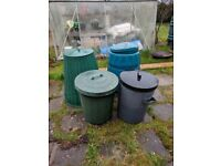 Garden bins and compost bins collection only