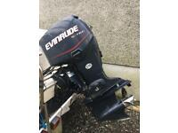 Evinrude Etec 75 hp