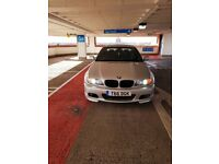 BMW 325CI M SPORT E46 FACELIFT