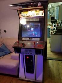 Tekken 3 arcade machine
