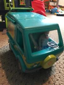 Scooby Doo Play Set