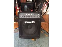 Line 6 Low Down LD150 Bass Amp for sale Edinburgh