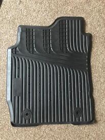 Audi A1 genuine front mats
