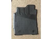 Audi A1 genuine front mats