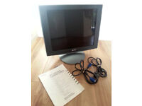 "Sony 19"" Monitor (not wide screen) for PC or Mac etc."