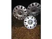 Car wheel trims